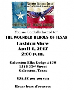 April 1 Fashion Show