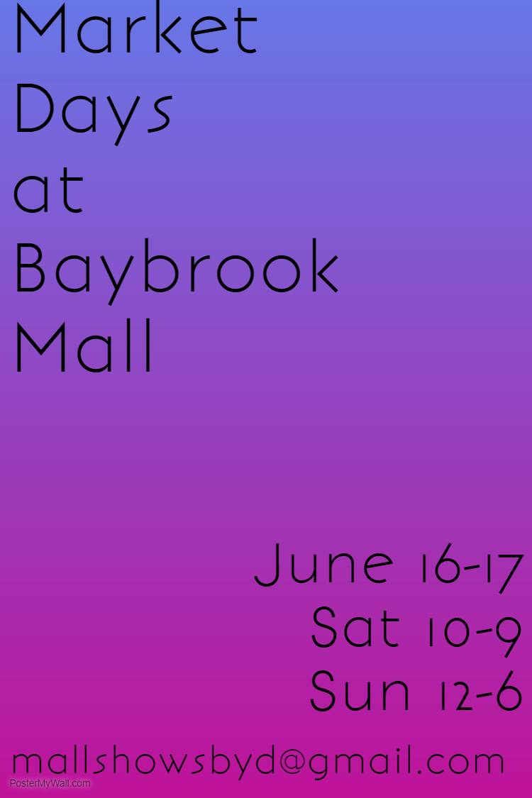 Baybrook Mall Market Days